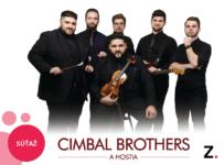 Súťaž o 2 lístky na unikátnu show Cimbal Brothers