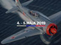 Súťaž o 2x 2 vstupenky na Festival letectva v Piešťanoch