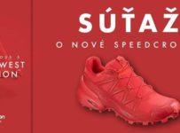 Súťaž o 2x bežeckú obuv Salomon Speedcross 5