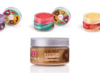Súťaž o 3 balíčky Dermacol s cukrovým peelingom Aroma Ritual