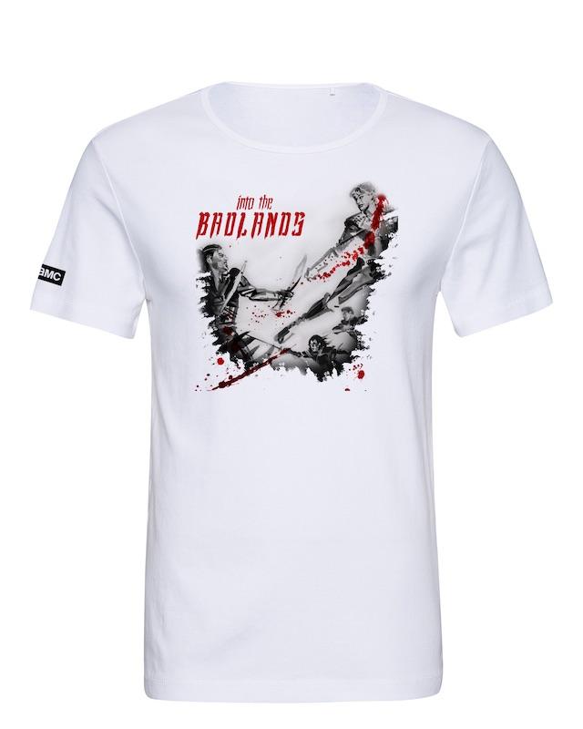 Súťaž o 3 tričká Into the Badlands