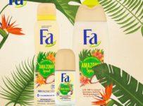 Súťaž o balíček kozmetiky Fa Brazilian Vibes od spoločnosti Henkel