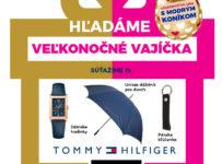Súťaž o balík luxusných cien značky Tommy Hilfiger