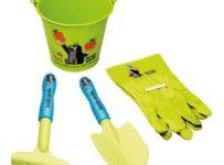 Súťaž o detskú sadu do záhrady s motívom Krtka