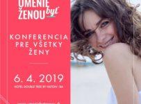 Súťaž o dva vstupy na konferenciu Umenie byť ženou