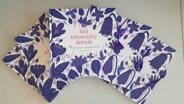 Súťaž o knihu vydavateľstva Fortuna Libri Môj tehotenský denník