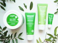 Súťaž o kompletný rad starostlivosti Weleda Skin Food