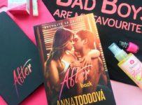 Súťaž o lístky do kina, tričko, kozmetiku, zápisník a knihu After - Bozk