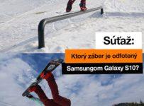 Súťaž o najnovší model od Samsungu - Galaxy S10