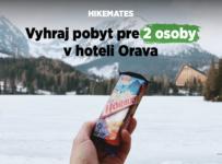 Súťaž o pobyt pre 2 osoby na 2 noci v hoteli Orava