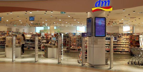 Súťaž o poukážku na nákup produktov v sieti DM v hodnote 50 €