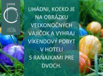 Súťaž o víkendový pobyt v Hoteli Color s raňajkami