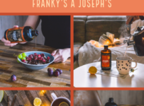 Súťaž o vynikajúce sirupy Franky's a Joseph's