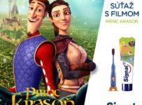Súťaž s filmom Princ Krasoň o pastu a kefku Signal