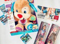 Súťaž s podujatím Preteky lezúňov o ceny od Mattel