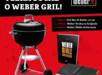 Veľká súťaž o nový WEBER Gril Bar-B-Kettle