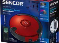 Veľkonočná súťaž o Robotický vysávač SENCOR SVC9031RD
