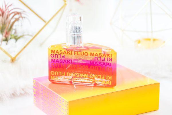 Vyhraj 4x parfumovanú vodu Masakï Fluo v hodnote 49 €