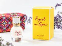 Vyhraj 4x toaletnú vodu Lanvin Girl in Capri v hodnote 35 €