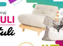 Vyhraj TULI vak smart alebo TULI futón Suki