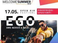 Vyhraj lístky na Europa 2 Welcome Summer 2019 a privítaj leto vo veľkom štýle
