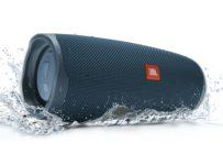 Vyhraj prenosný Bluetooth reproduktor JBL Charge 4 Blue