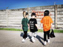 Vyhraj tričká od Minioo Fashion v troch farbách