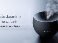 Vyhrajte aróma difúzer Jasmine od výrobcu Stadler Form