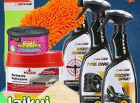 Vyhrajte balíček kvalitnej autokozmetiky