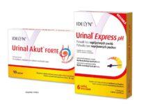 Vyhrajte balíčky Urinal Express pH + Urinal Akut
