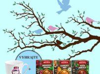Vyhrajte celý rad bylinných čajov Mistral a hrnček Geisha