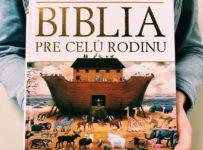 Vyhrajte ilustrovanú Bibliu pre celú rodinu
