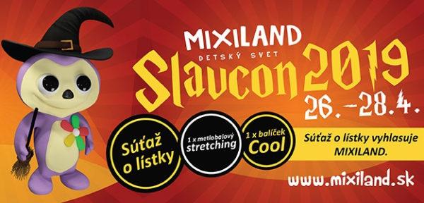 Vyhrajte lístky na festival SlavCon