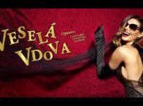 Vyhrajte lístky na operetu Veselá Vdova