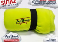 Vyhrajte mäkučkú AlfBook deku