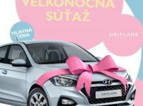 Vyhrajte s Oriflame Hyundai i20 a ďalšie skvelé ceny