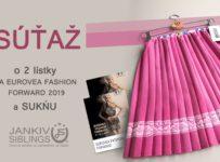 Vyhrajte sviežu jarnú sukňu nad kolená made in Slovakia