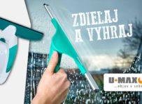 Vyhrajte umývač okien LEIFHEIT