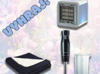 Vyhrajte v súťaži mixér, deku alebo ochladzovač vzduchu