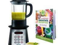 Súťaž o Mixér s funkciou varenia Orava RMH-900 a kuchársku knihu 107 neodolateľných smoothie receptov.