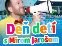 Súťaž o rodinný lístok na Deň detí s Mirom Jarošom