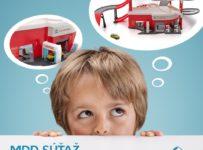 MDD súťaž o detskú garáž Citroën