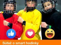 Súťaž o špičkové smart hodinky Samsung Gear S3 Frontier