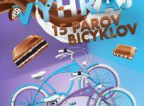 Súťaž o 15 párov bicyklov Milka-Oreo