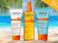 Súťaž o 2 balíčky slnečných produktov URIAGE Bariésun