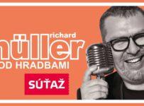 Súťaž o 2 lístky na jedinečný koncert Richarda Müllera