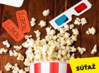 Súťaž o 2 lístky od Cinema City
