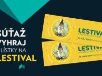 Súťaž o 2 vstupenky na Lesfestival