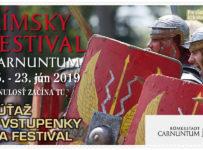 Súťaž o 2 vstupenky pre 2 výhercov na Rímsky festival 2019