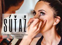 Súťaž o 2x paletky a make-up od značky MAKEUPREVOLUTION